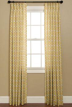 drapes.