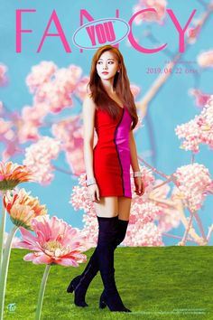 """The third set of the Twice members teaser photos for Twice's comeback """"Fancy You"""" is here, with the youngest members of Twice: Dahyun, Chaeyoung and Tzuyu. Check the other teaser photos: Twice Fancy You Group Teaser Twice Fancy Kpop Girl Groups, Korean Girl Groups, Kpop Girls, Nayeon, K Pop, Fancy, Tzuyu Body, Twice Tzuyu, Twice Members Profile"""