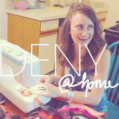 DENY at Home with Rebecca, our Artist Relations Manager! Tour her funky home.