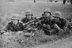 MG- Maschinengewehr « Wehrmacht Photos