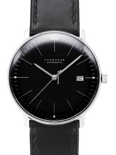 Junghans max bill Automatic ad: 790€ Junghans Max Bill Automatic Ref. No. 027/4701.00; Steel; Automatic; Condition 0 (unworn); Year 2017; New; With box; With pa
