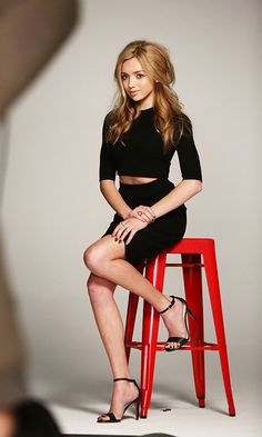 Peyton List stars in new Bongo campaign: behind-the-scenes photos