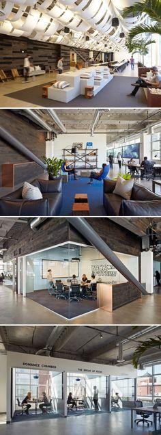 Dropbox Office in San Francisco