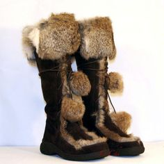 Lovely and warm boots!