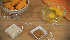 La Batata es un tubérculo rico en antioxidantes y en vitamina E, por eso te dejamos la opción de las #PanquecasDeBatata. #PataCook