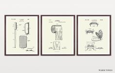 Toilet Inventions - Toilet Patent - Toilet Paper - Toilet Paper Patent - Bathroom Patent - Bathroom Poster - Toilet Poster - Bathroom Art by WunderKammerEditions on Etsy https://www.etsy.com/listing/191046548/toilet-inventions-toilet-patent-toilet