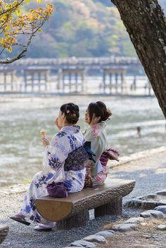 Kyoto, Japan 京都嵐山