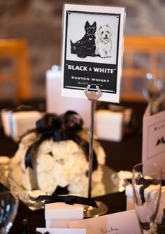 decor, floral, miscellaneous, table numbers, retro, modern , black, white, Liverpool, Merseyside