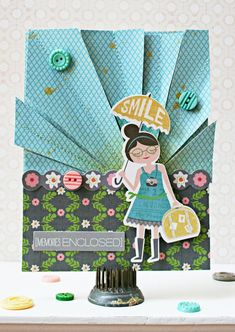 October Afternoon: Introducing August Guest Designer Heather Leopard