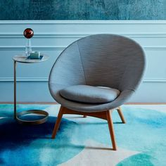 If Chairs Have A Personality, Then Our Luna Chair Is Fun, Even A Little