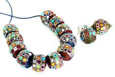 Bold Jewelry, Chunky Jewelry, Chunky Necklaces, Women Jewelry, Unique Jewelry, Statement Necklaces, Unique Necklaces, Handmade Necklaces, Handmade Jewelry