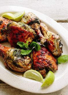 Recipe: Fiona's Green Chicken