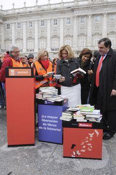 Diseño de promoción para evento en Madrid. 2011.