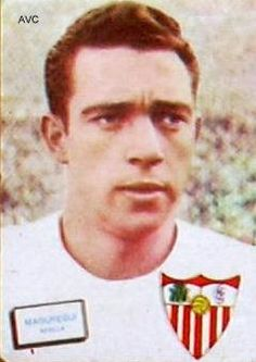 MAGUREGUI (Sevilla C.F. - 1961) Ed. Fher