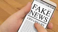 An 18-country survey suggests 79% of respondents are worried about fake news stories.