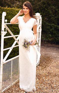 Hochzeitskleid Laura <3 Umstandshochzeitskleid