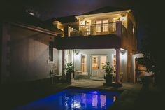 Short term accommodation near Newlands stadium. Holiday Accommodation, Bed And Breakfast, Holiday Fun, Good Things, Warm, Mansions, Cape Town, House Styles, Travelling