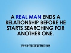 """a real WOman ends a relationship before She starts searching for another one"" - only narcissists keep people on the back burner for back up supply."