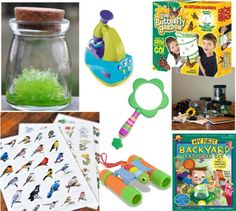 Gift Guide for the Young Scientist ~ Creative Family Fun ~ My daughter loves science so I'm always looking for fun science-related gifts for her. What are your best suggestions for a little scientist?