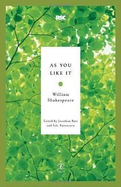 As You Like It (The RSC Shakespeare)