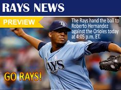 TAMPA BAY RAYS - 05/18/2013