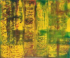 Abstract oil painting - RM 810 - 16 (Painting),  120x100x1.8 cm by Rico Mocellin Die Ölgemälde haben eine abstrakte Stil, viele Farben werden verwendet, um das Ergebnis sind bunte Kunstwerke mit unterschiedlichen Texturen.  Rico Mocellin's Kunstwerke sind das Ergebnis seiner Verrücktheit, in Farben umgewandelt.