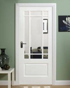 solid white downham internal door whitedoors