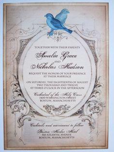 best wedding invitation ever