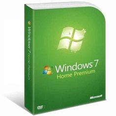 Key Windows 7 Home Premium - Nur Key