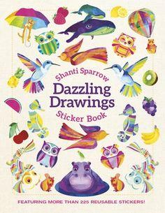 Shanti Sparrow: Dazzling Drawings