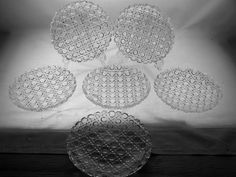 Antique Brilliant Cut Glass 6 Ice Cream Dishes Sold for 305.00