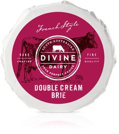 Perfect branding! Frank Aloi for Divine Dairy