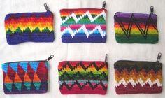 Monederos de crochet: Fotos de diseños y patrones