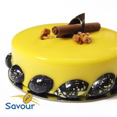 Entremets / Gateaux Class - Savour Chocolate & Patisserie School