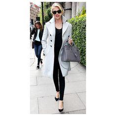 Love Her Outfit! Star Style to Steal KATE UPTON ❤ liked on Polyvore featuring models and people