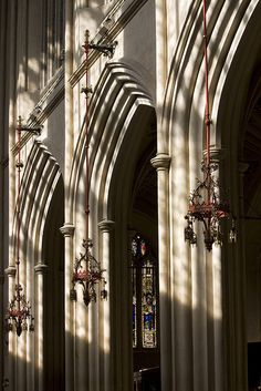 Bath Abbey arches | Flickr - Photo Sharing!