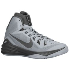 buy popular 5c120 3844a Nike Hyperdunk 2014 - Men s - Wolf Grey Pure Platinum Dark Grey