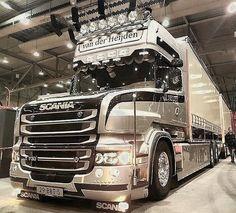 Scania Truck 730 hp V8