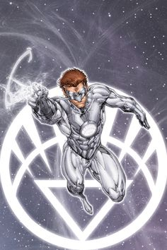 "White Lantern (Harold ""Hal"" Jordan) is a fictional character, a superhero in the DC Comics universe. Created by John Broome and Gil Kane, Hal made his first appearance in Showcase #22 in 1959. He later sacrificed himself (1994) to save the DC universe, and was later resurrected in 2004 by Geoff Johns in Green Lantern Rebirth. Hal was a test pilot for Ferris Air before being the first human chosen to join the Green Lantern Corps, and is a founding member of the Justice League of America. Hal…"