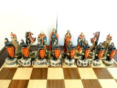 Christianity & Catholicism theme chess in inimitable design.made in resin,best gift for friend/chess pieces