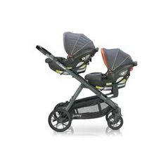 Joovy - poussette qool - gris melange Double Baby Strollers, Children, Products, Three Kids, Bebe, Baby Born, Everything, Families, Twins