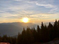 Rasarit de soare / Sunrise Cota 1400 Sinaia