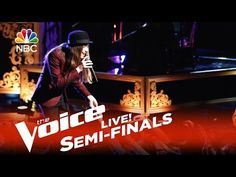 "▶ The Voice 2015 Sawyer Fredericks - Semifinals: ""A Thousand Years"" - YouTube"