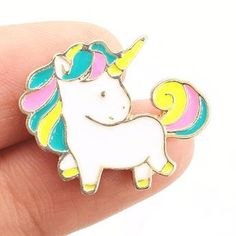 Cartton Enamel Brooch Jewelry Flamingo Variety Sakura Magic Stick Star Key Envelope Brooches Cute Pink Girl Jackets Pin Badge Selling Well All Over The World Brooches Jewelry & Accessories