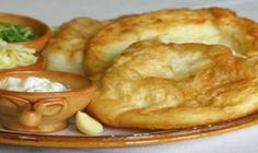 Hungarian traditional Fried Dough Lángos Langos by EmeseBoutique,