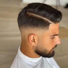 98 Inspirational formal Hairstyles to Copy In 25 Best formal Hairstyles to Copy In 50 Gorgeous Prom Hairstyles for Long Hair 101 Awesome formal Hairstyles You Need to Try, 15 Easy Prom Hairstyles for Long Hair You Can Diy at Home. Formal Hairstyles For Short Hair, Mens Hairstyles With Beard, Hair And Beard Styles, Short Hair Styles, Men's Hairstyles, Medium Hairstyles, Wedding Hairstyles, Mid Fade Haircut, Comb Over Haircut