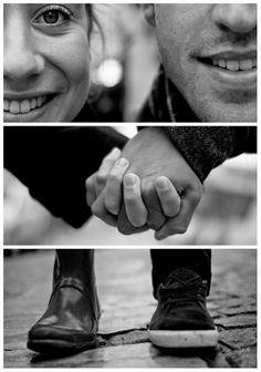 Triptychs of Strangers #4: The Couple I, Montmartre - Paris | by adde adesokan