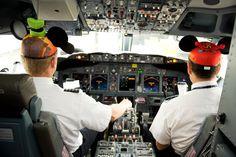 "Alaska Airlines pilots Rob Abrom and Andrew Blank prepare Alaska Airlines' new ""Adventure of Disneyland Resort"" Boeing for its inaug. Horizon Air, Pr Newswire, Airline Pilot, Alaska Airlines, Auto News, Lightning Mcqueen, News Website, Latest Cars, Disneyland Resort"
