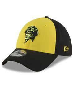 New Era Pittsburgh Pirates Players Weekend 39THIRTY Cap - Yellow M L 5f926f59e70