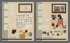 interior design certification philadelphia - Interior design portfolios, Design portfolios and Interior design ...